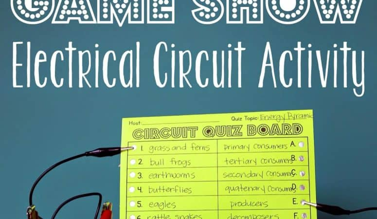 Electrical Circuit Game Show Lesson