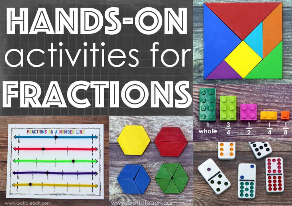 Hands-on Fractions: The Key to Understanding
