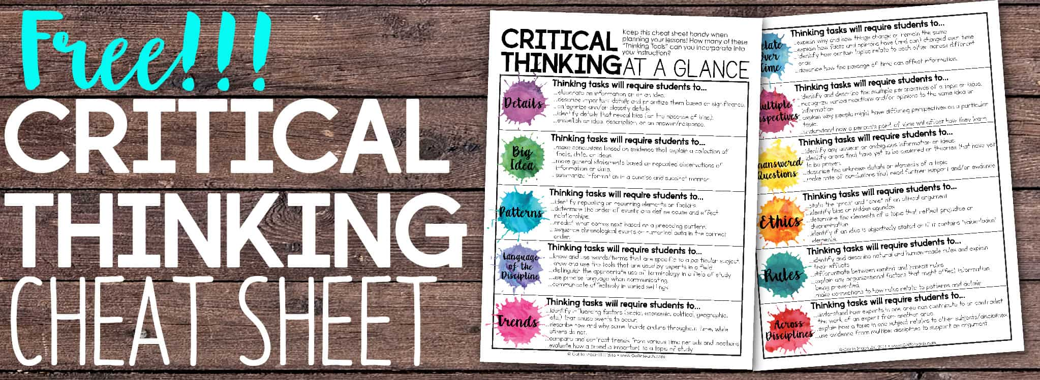 introduction to critical thinking powerpoint Critical thinking critical thinking the process we use to reflect on, assess and judge the assumptions underlying our own and others ideas and efforts.