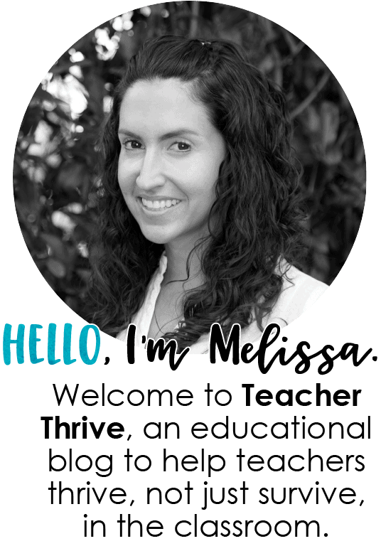 Teacher Thrive