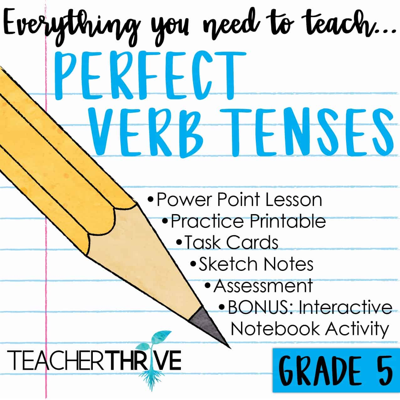 perfect verb tenses