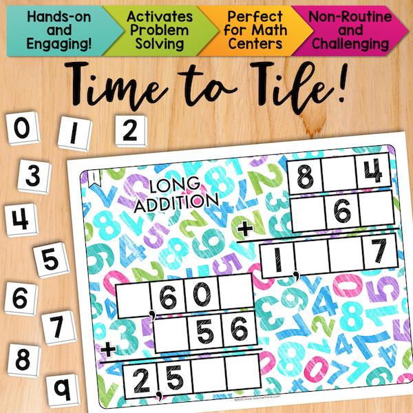 math tiles